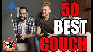 Top 50 PS4 Couch Coop Games