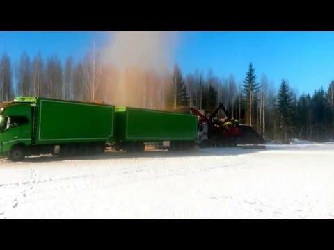 Finnish Green Energy transport company
