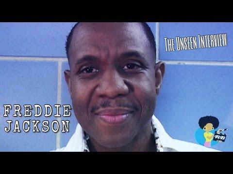 Freddie Jackson - The Unseen Interview (2007)