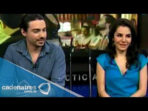 Entrevista a los actores Martha Higareda y César Rodríguez