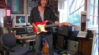 Interview with Allen Hinds Introduction, Xotic Pedals and Fender,Jun 2004