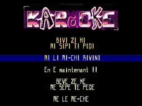 Amstrad CPC - BYTE Meeting 96 part 2 - Karaoke Part - http://CPCrulez.free.fr