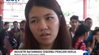 SEPUTAR KEPRI_RCTI_20160811_BERBURU LOWONGAN KERJA DI BATAM