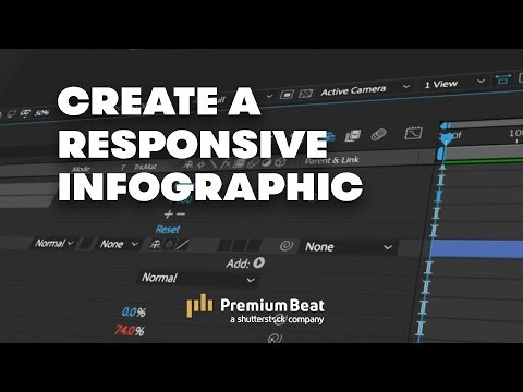 How to Create A Responsive Infographic in After Effects | PremiumBeat.com