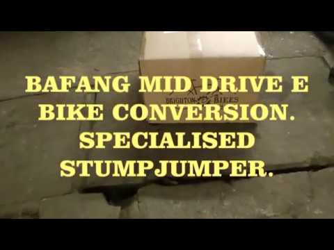 2d40c173dfa Bafang E Bike Conversion. Specialized Stumpjumper. - YouTube