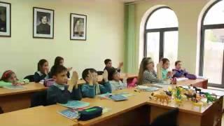 урок русского языка .знакомство с буквой з. РЦНК г. Вифлеем.