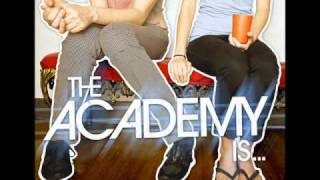 The Academy is - About A Girl (Acoustic) Lyrics mp3