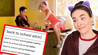 The Most Viewed Back to School 'Advice' Videos (+ Tuition Giveaway)
