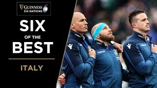 Six of the Best: Italy | Guinness Six Nations