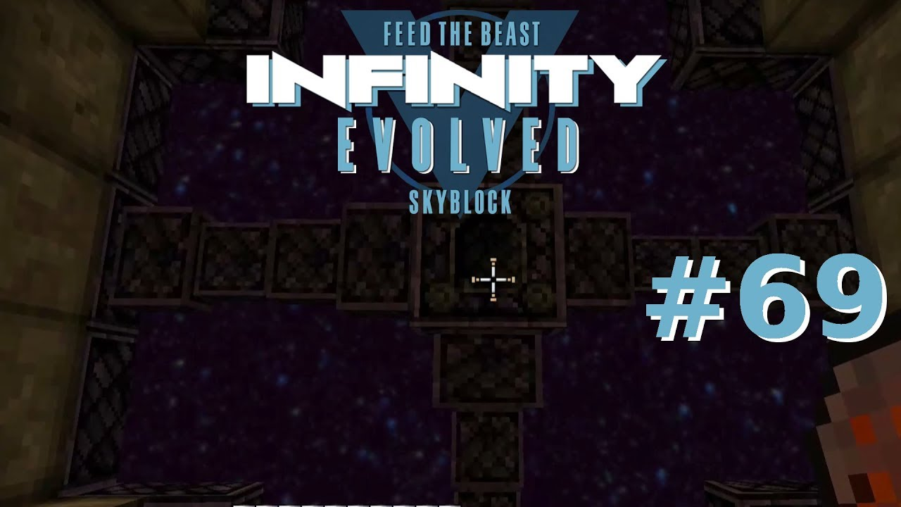 Eldritch Portal & Dimension - Minecraft FTB Infinity Evolved Skyblock #69
