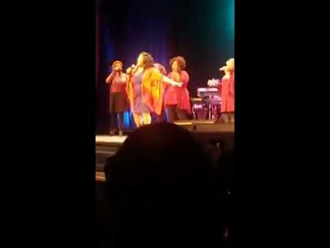 Kim Burrell medley at church