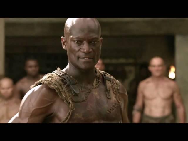Spartacus trailer stream
