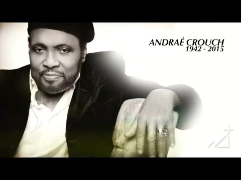 Andraé Crouch Funeral - Donald Lawrence & Marvin Winans