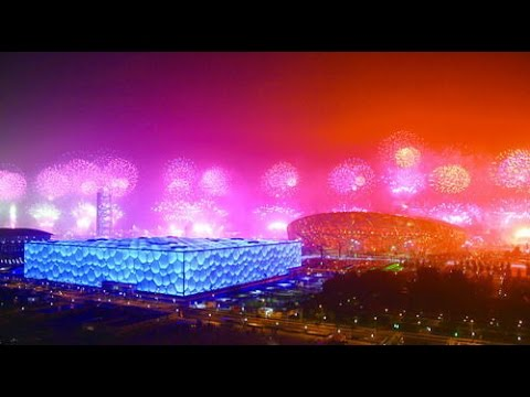 Behind the Scenes for the Beijing 2008 Opening Ceremony Fireworks Show.