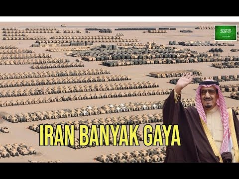 SANGAT MUSTAHIL IRAN MENANG PERANG MELAWAN ARAB SAUDI
