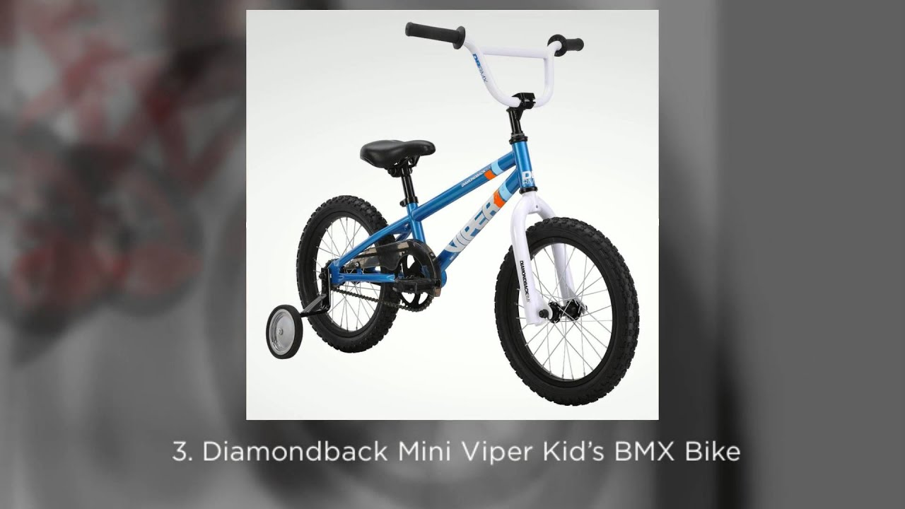 Best Kids' Bikes - 2016 Spring and Summer Top 5 List