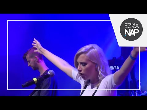 Ez az a nap! 2016 Jesus Culture - Your love never fails [OfficialHD] Budapest Sportaréna