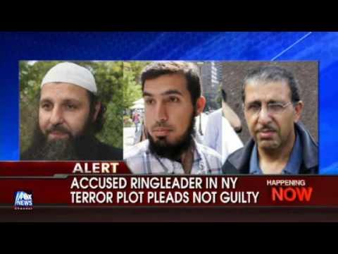 NYC Terror Plot