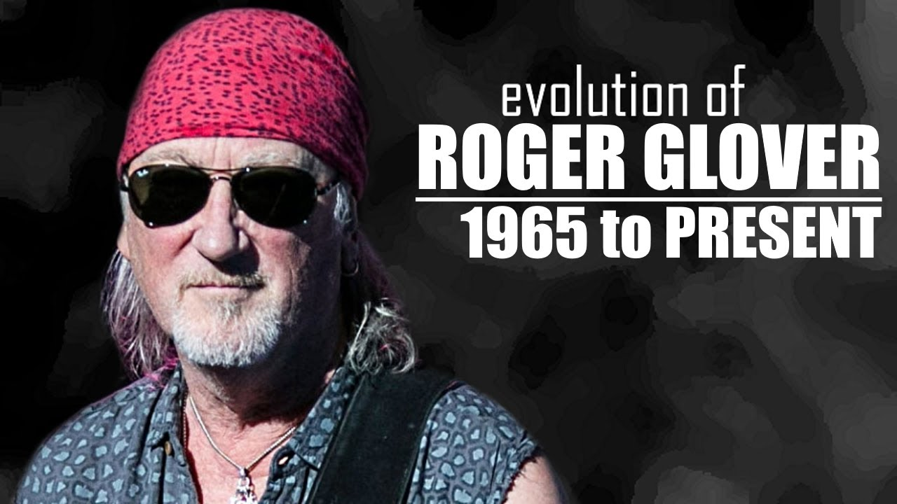 Download The EVOLUTION of ROGER GLOVER (1965 to present)