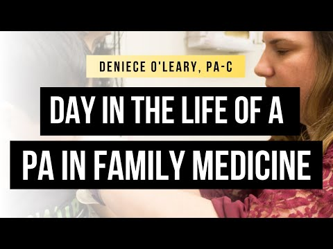 Day In The Life Of A Canadian PA In Family Medicine - Deniece O'Leary, PA-C In Canada