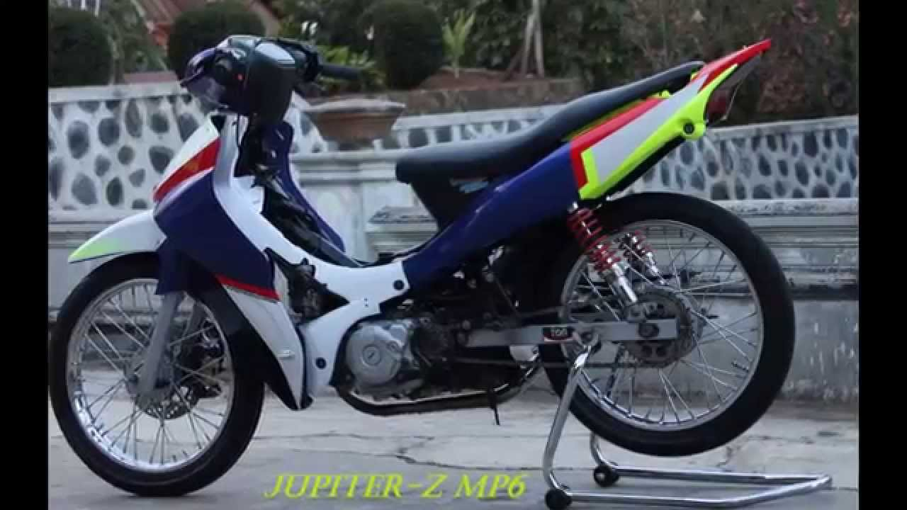 jupiter z underbone - youtube