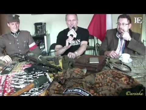 Narodowe Siły Zbrojne z wizytą w Nowym Ekranie - 1/2 (19.09.12)