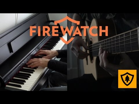 Firewatch - Piano & Guitar Cover (feat. Callum McGaw)