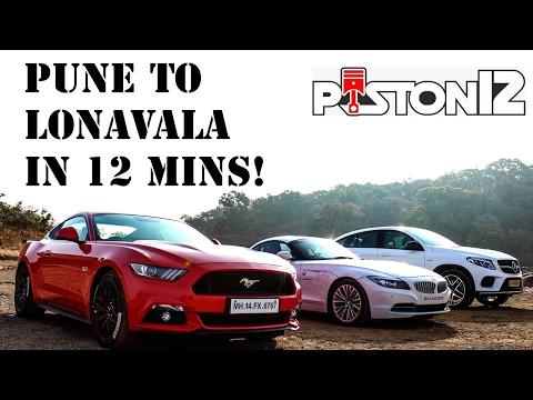 SPORT CARS DRIVE TO LONAVALA   PISTON12