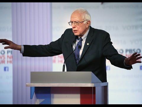 Bernie Sanders Rips Western Imperialism & Regime Change