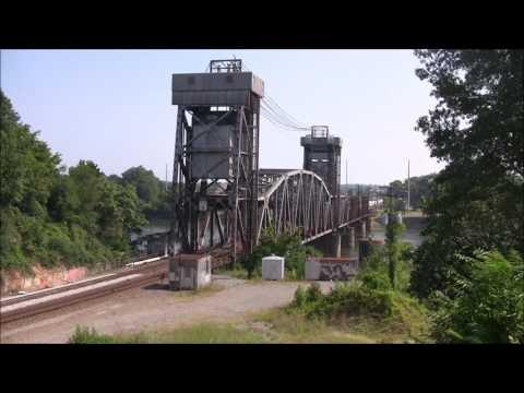 Arkansas Railfanning:  Weekend at Little Rock
