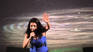 Dance Pe Chance Maar Le - By Sunidhi Chauhan- Live Performance