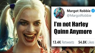 Why Margot Robbie Is Leaving Harley Quinn Role