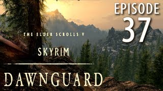Skyrim: Dawnguard Walkthrough in 1080p, Part 37: Traveling to Ancestor's Glade (in 1080p HD)