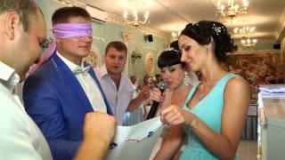 Алексей и Юлия 1 августа 2014 Свадьба Волгоград Волжский