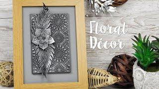 Floral Décor with Pete Hughes - Sizzix Lifestyle