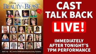 Beauty and The Beast Talkback