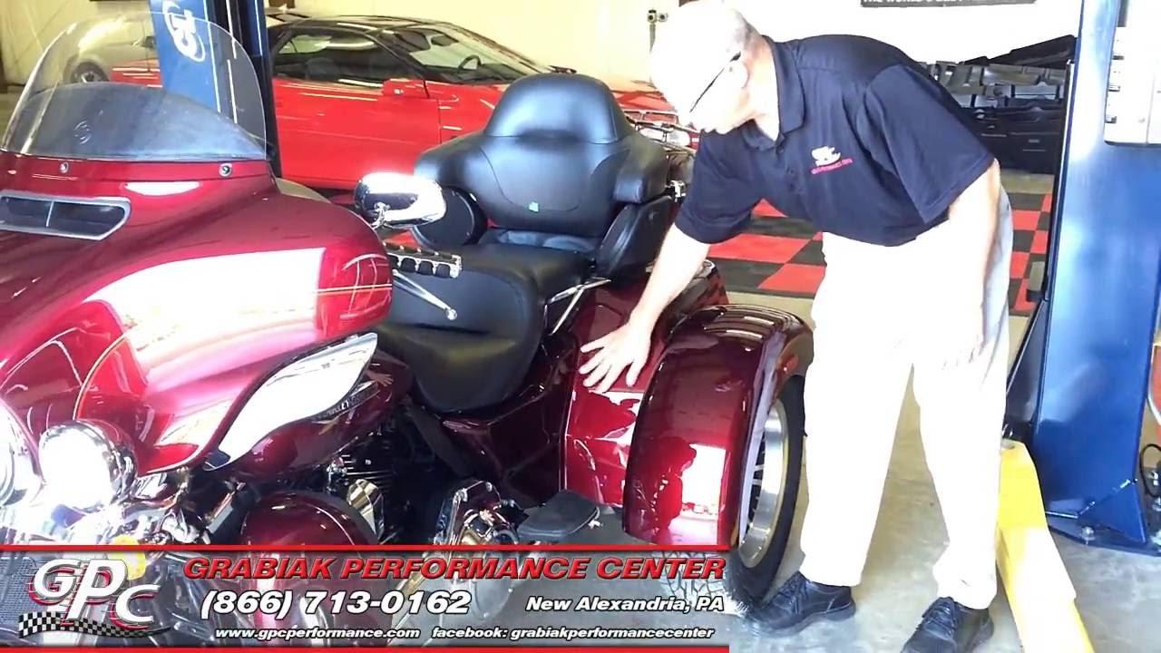 3M Harley Davidson Tri Glide with Ray