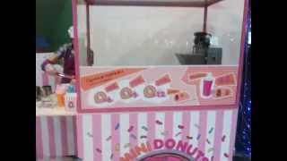 Пончиковый аппарат MP3 от компании SHELDEM