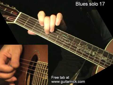 Learn Blues Guitar: How To Play Killer Blues Guitar Solos