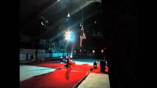 Natalia Winn - Lyra Trapeze (Full Routine in Canada)