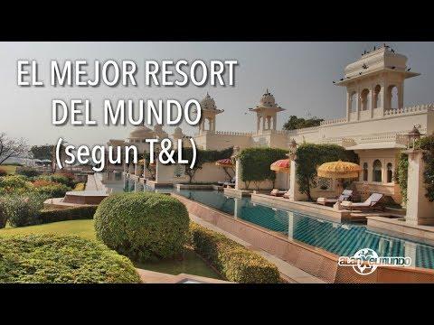 El mejor Resort del mundo según T&L    Udaipur India #8