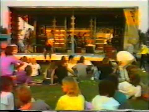 Growing Movement - Live in Schönbrunn, Open Air, 18.08.1990