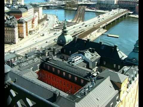Takvandring - Roof top tour Stockholm
