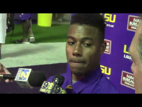 Travin Dural, Malachi Dupre want to lift the LSU passing game
