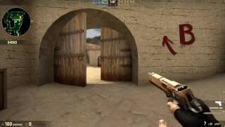 Counter Strike: Classic Offensive (CS:GO Mod) secret weapons (Railgun and more)