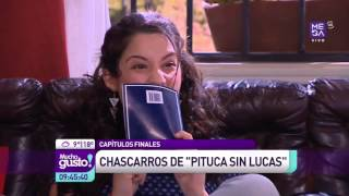 Chascarros Pituca Sin Lucas - Mucho Gusto