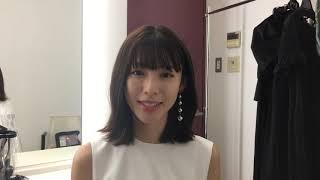「第57回宣伝会議賞」のイメージキャラクターに選ばれた白石聖さんから...