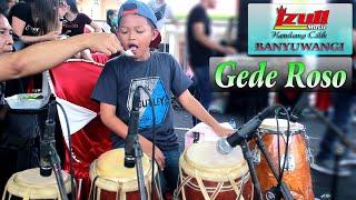 Gede Roso ~ cover KENDANG CILIK BANYUWANGI | Vita Alvia