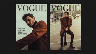 How To Edit Your Photos Like Vogue Cover Voguechallenge Tiktok Viral Challenge Youtube
