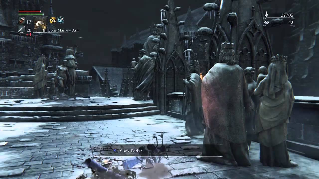 Scumbag Invasions] Messengers Gift + Cannon PvP - Bloodborne - YouTube